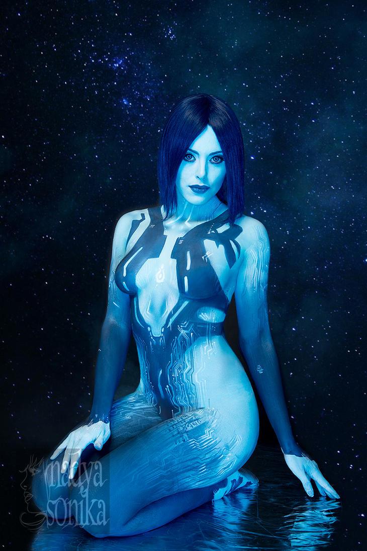Cortana by nadyasonika