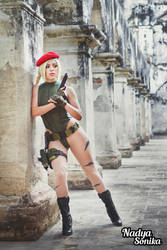 Tactical Cammy