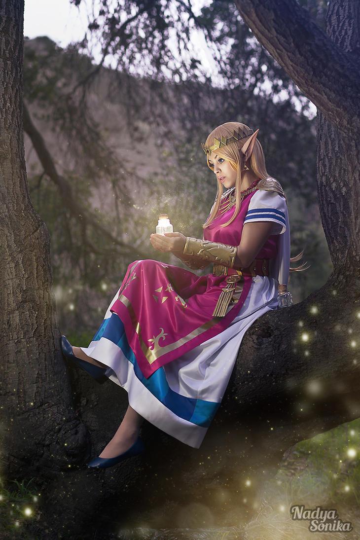 Zelda by nadyasonika