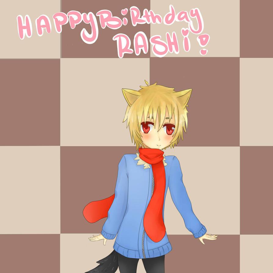 Happy Birthday Rashi by irockssocks
