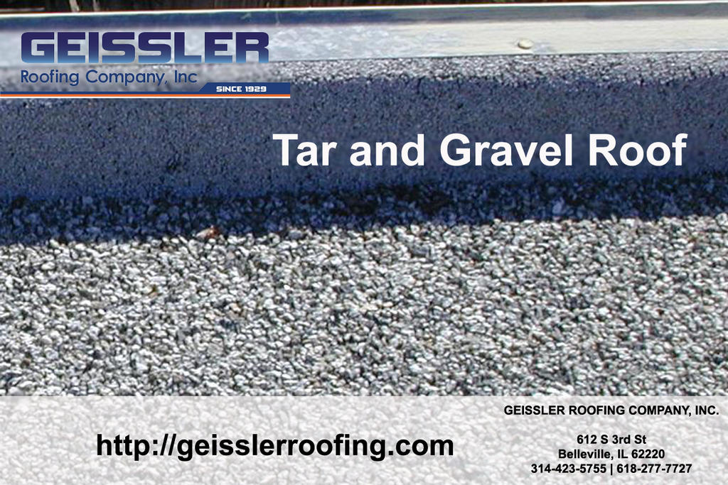Tar And Gravel Roof In St Louis By Geisslerroofing . & Gravel Roofing u0026 Roof_23 memphite.com