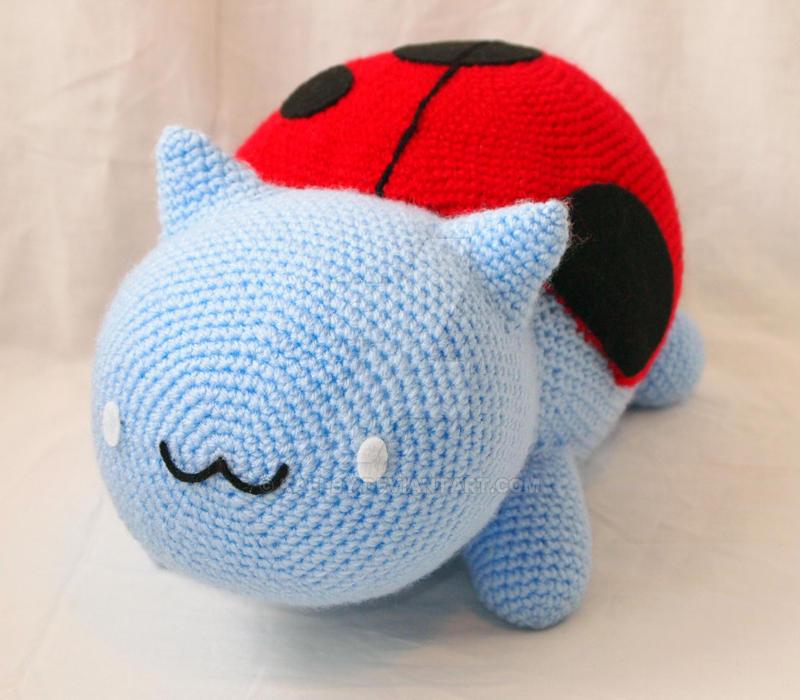 Catbug Amigurumi! by kaelby