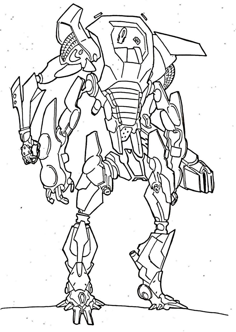 Robotech by oreckk