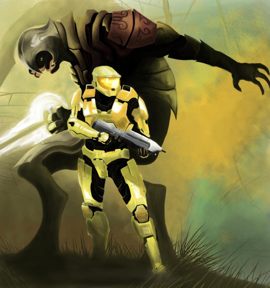 The alliance by oreckk
