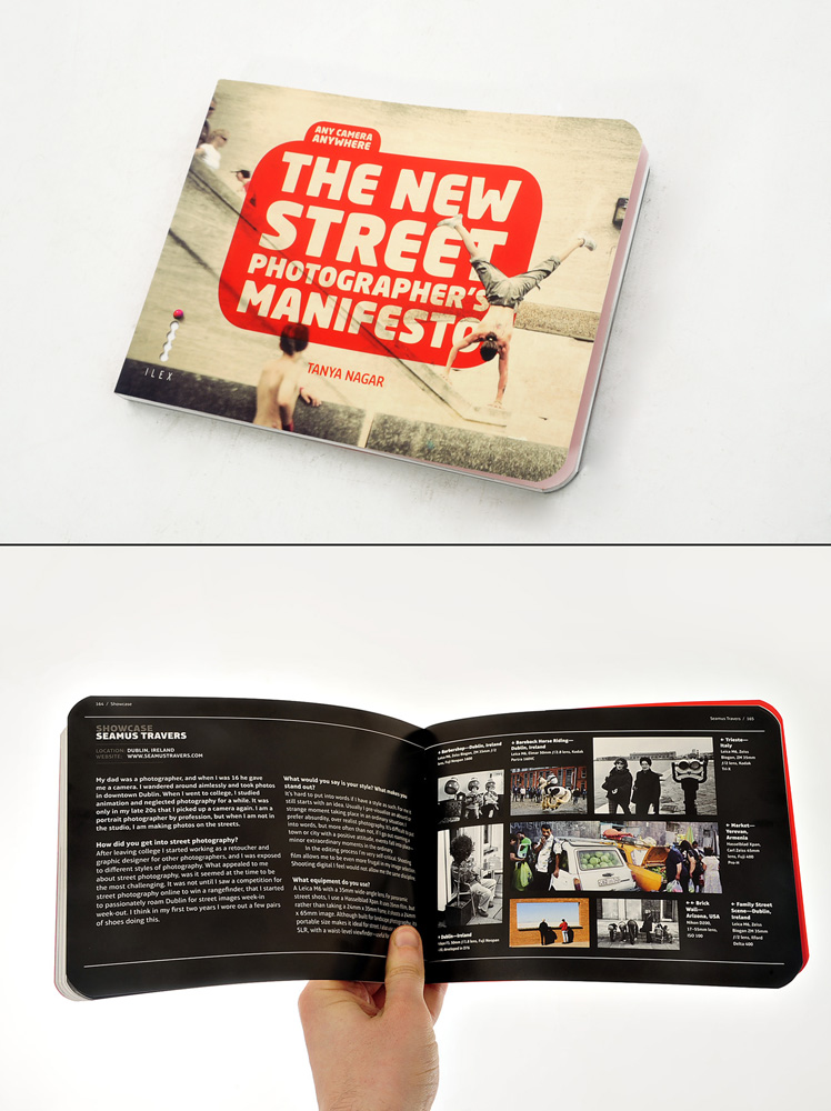 The New Street Photographers Manifesto by Treamus