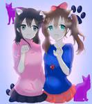 Friendship day {kaoru and mimi (oc)}