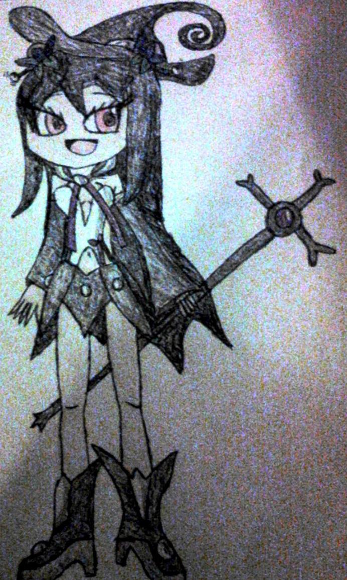 Kazumi as Seedrian by DisturbedToxicReapa