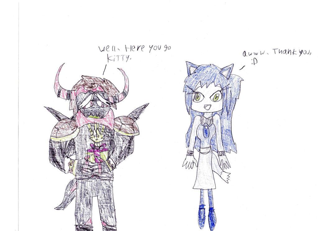 -SecretSanta- Gift to Kitty by DisturbedToxicReapa