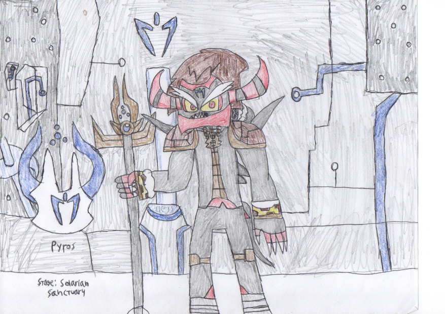 Pyros (KI Render) by DisturbedToxicReapa