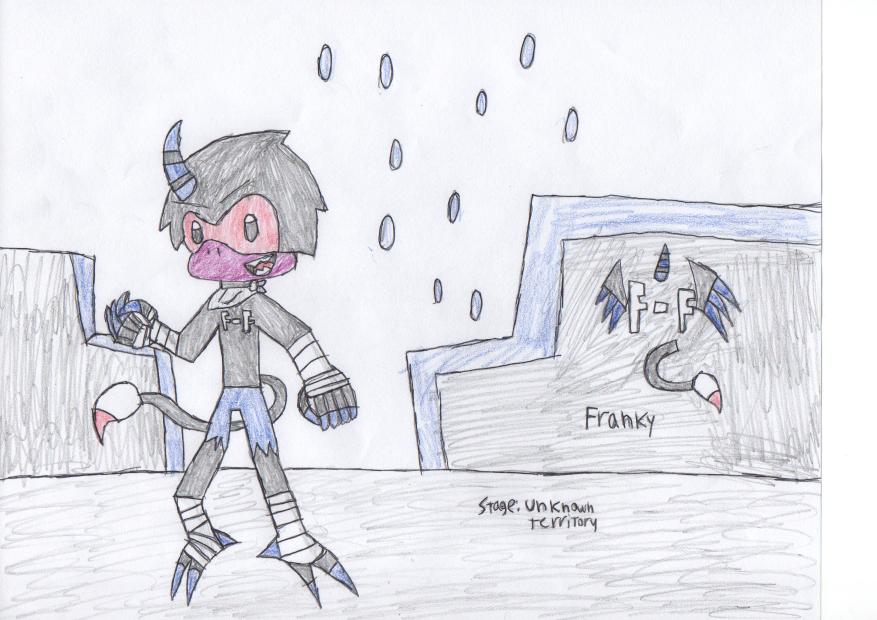 Franky (KI render) by DisturbedToxicReapa