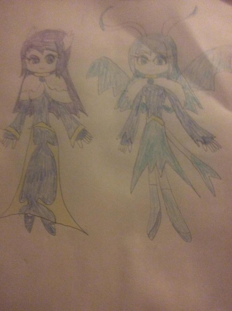 AT -  Astria Seedrian Goddess by DisturbedToxicReapa