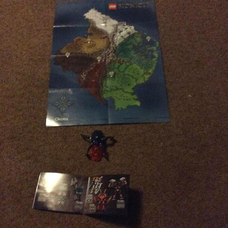 Bionicle Hero Pack by DisturbedToxicReapa