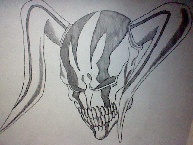Hollow Ichigo Mask By Mwctcc On DeviantArt