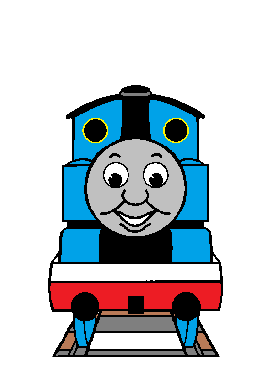 clip art thomas train - photo #21