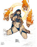 Dark Sorceress: Colours