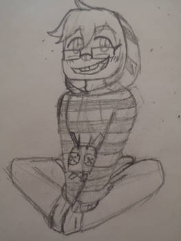Bee sweater Chimney