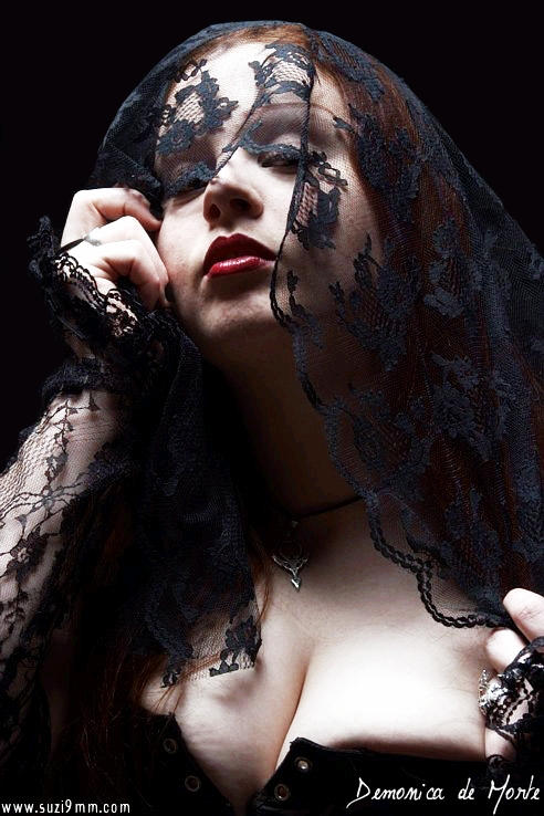 Black Widow... by demonicademorte