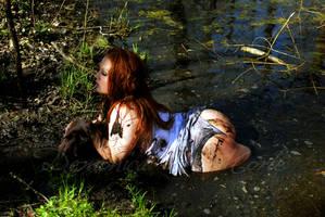 Mud Maiden... Pt.2 by demonicademorte
