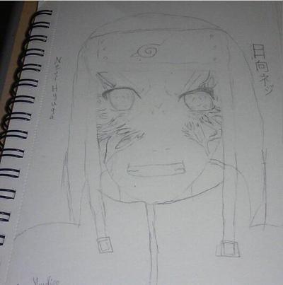 Neji Hyuga by coreena12
