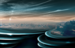 Blue Abyss by fokkusu1991