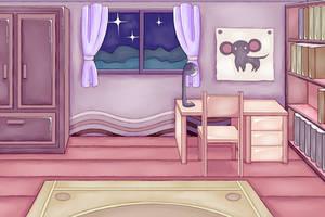 Poniko's Room - Light