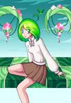 Green Firefly by noil-doof