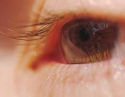 Huella ocular by jProgr
