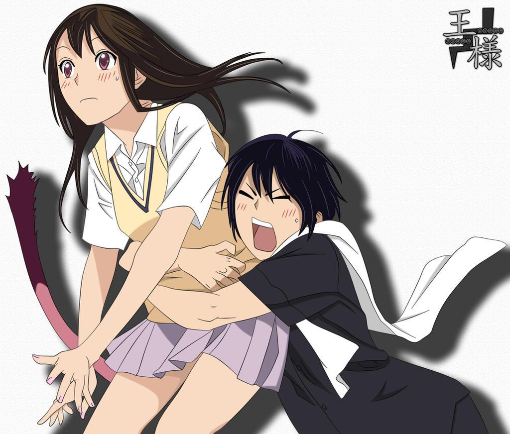 noragami yato and hiyori relationship tips