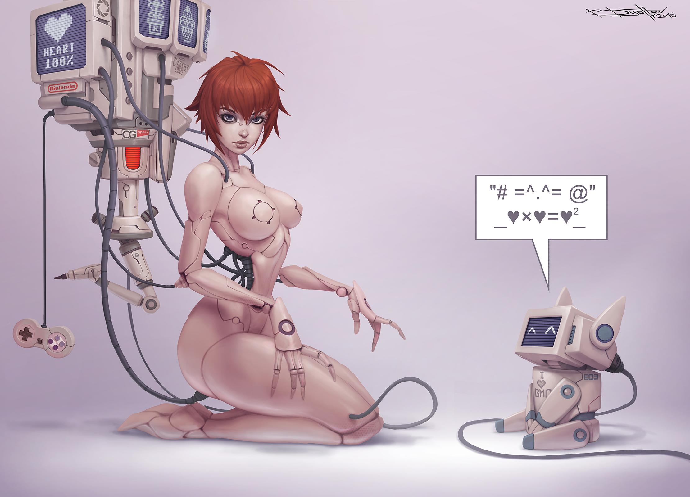 some droids