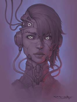 Cyber-head Fin