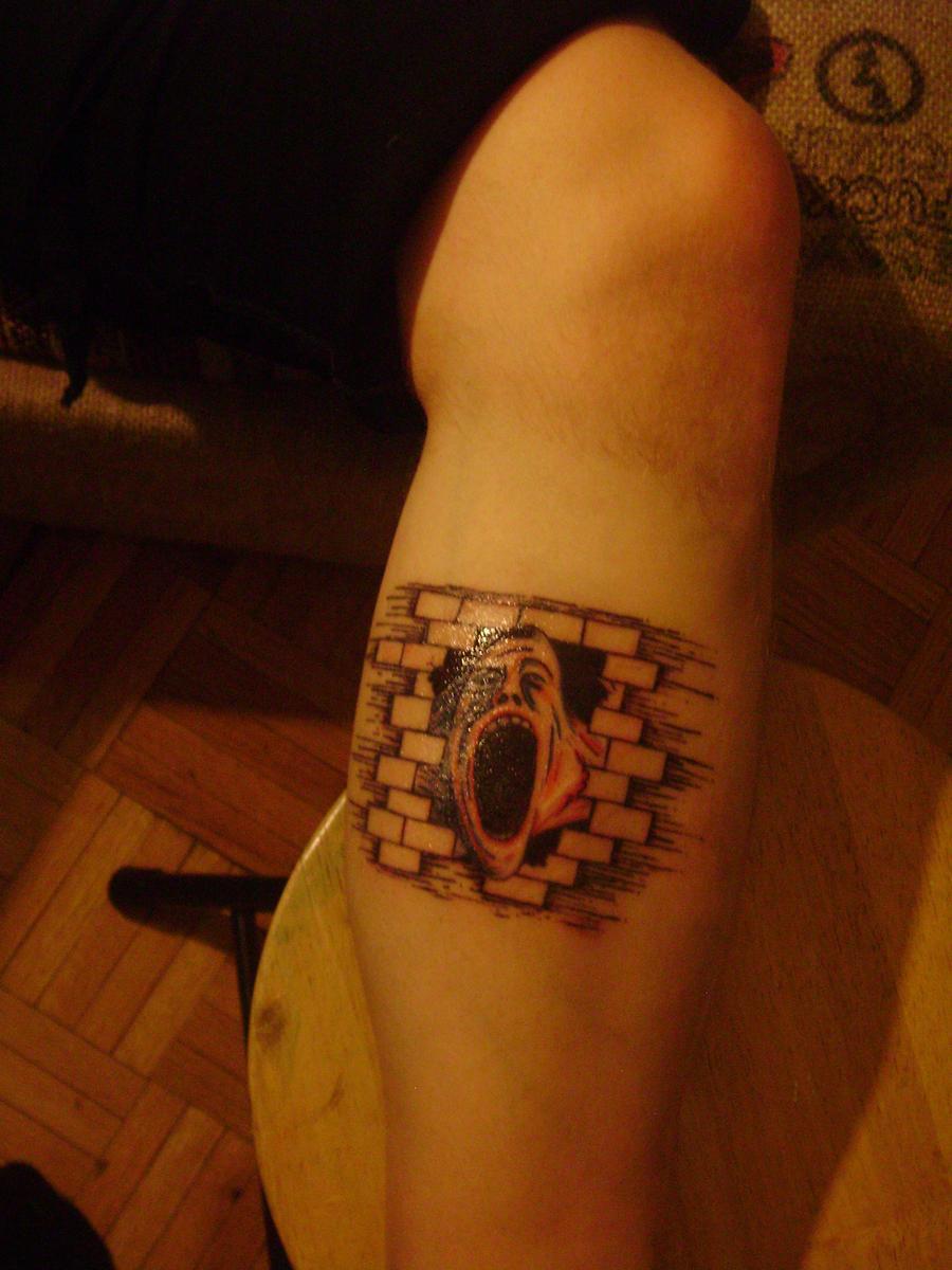 Pink floyd tattoo by sliversuicide on deviantart for Pink floyd tattoo