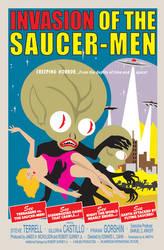 Invasion of The Saucermen