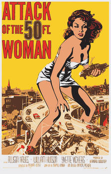 Attack of The 50 Ft Woman 2