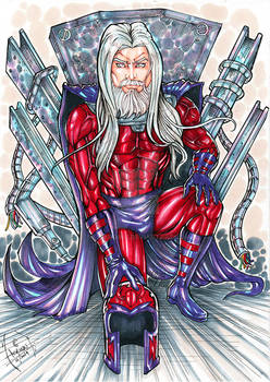 Magneto - Fanart