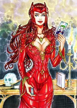 Scarlett Witch - The Fortune Teller
