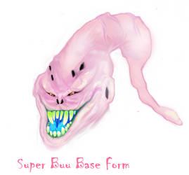 Super Buu Base Form(Realistic) by Dinomorph5000