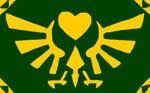 Hyruland Flag