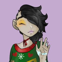 Christmas Angel by RLD095