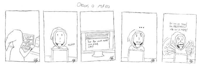 Orion, o mago 1