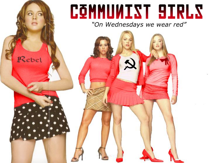 communist girls