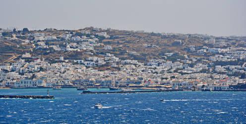 Mykonos by travelie
