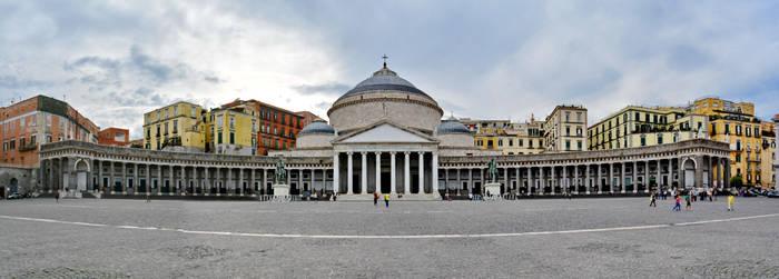 Piazza del Plebiscito Panorama by travelie
