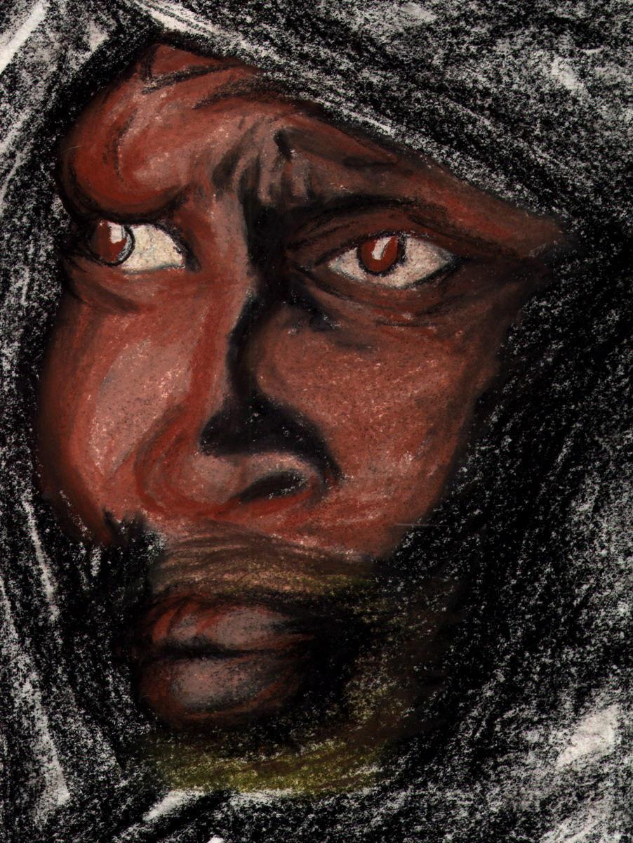 Old Man by darkwolf777