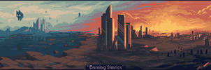 Burning_Sunrise by raynoa