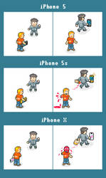 iPhone X security by raynoa