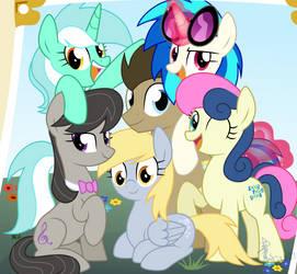 My little Background [Ponies]