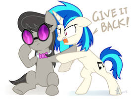 Give it back by Yaaaco17