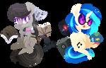 Musical pones