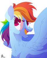 She's the Rainbow by Yaaaco17