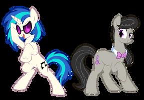 Day3-Fav background pony by Yaaaco17